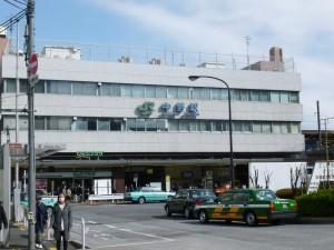 0.中野駅南口